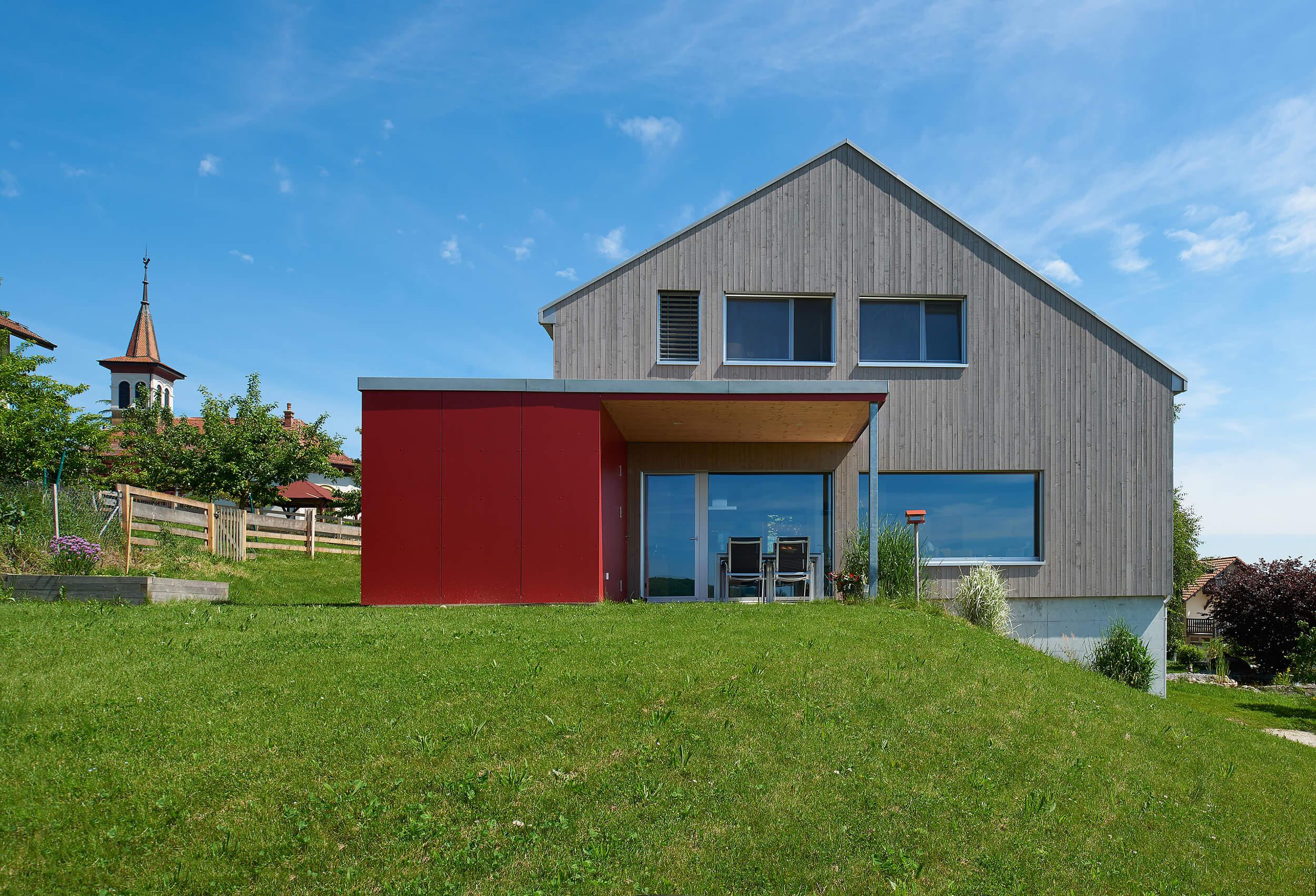 Maison Passive Lutz Architectes